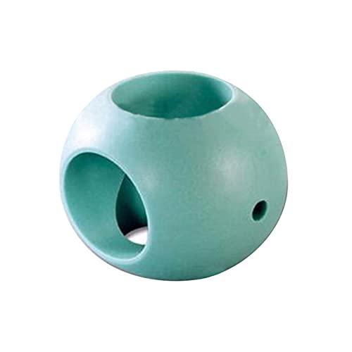 MAREKYHM-se Magnetisk tvättboll Tvättkula för tvättmaskin eller diskmaskin (Color : Green)