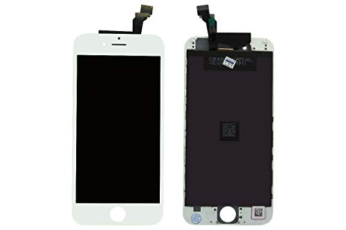 Tela Touch Screen Display Lcd Frontal Iphone 6 6g 4.7 A1549 A1586 A1589 Branco