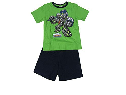 Skylanders Shorty-Pyjama marine blau (116)