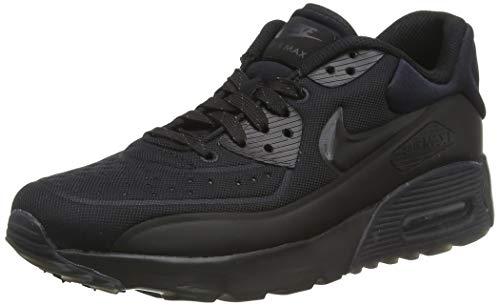 Nike Air Max 90 Ultra GS, Scarpe da Ginnastica Basse Uomo, Nero (Black 844599-008), 36 EU