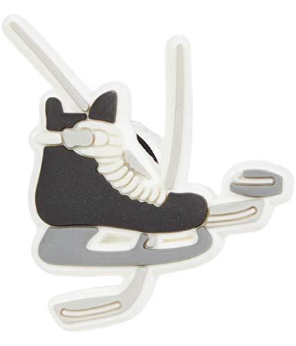 Crocs Jibbitz Sports Shoe Charms| Jibbitz for Crocs, Hockey Skate, Small