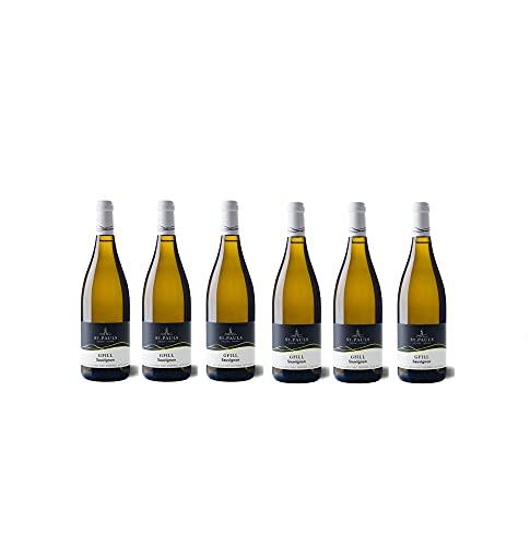 St. Pauls Gfill Sauvignon Blanc Alto Adige DOC Südtiroler Weißwein Wein trocken (6 Flaschen)