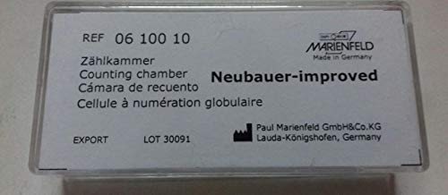 Improved Neubauer Hemocytometer Cell Counter by Marien Field
