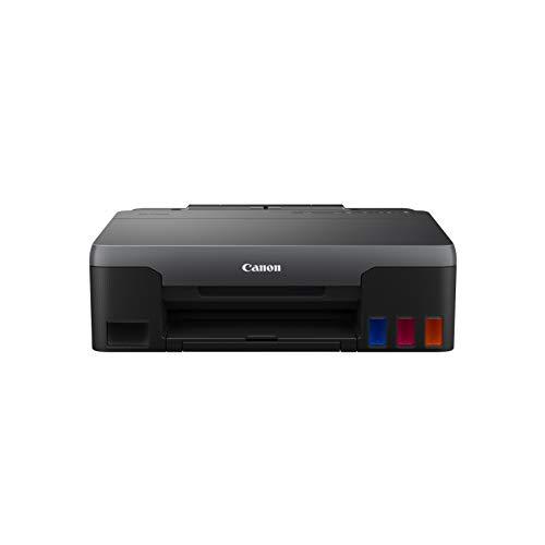 Canon PIXMA G1020 Single Function Ink Tank Colour Printer (Black)