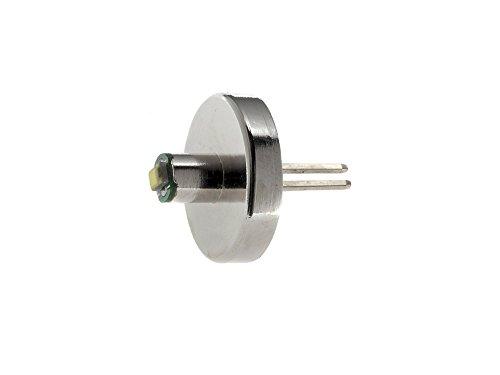 Maglite LED Upgrade | LED-Ersatzbirne für Taschenlampe MINI MAGLITE 2AA 2AAA | TorchLED-biSH | super hell, 0,5 Watt, 1-3 Volt