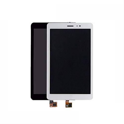 Kit de reemplazo de pantalla 7.9 'FIT PARA HUAWEI MEDIAPAD T1-823L T1-821W T1-821L T1-821 Pantalla LCD + Pantalla táctil Digitalizador Panel de vidrio Sensor Reemplazo kit de reparación de pantalla de