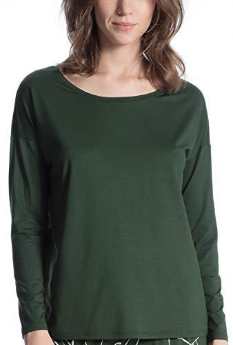 Langarm-Shirt Trend grau Gr. 44/46 - (15137 FB 979 GR. M (44/46))
