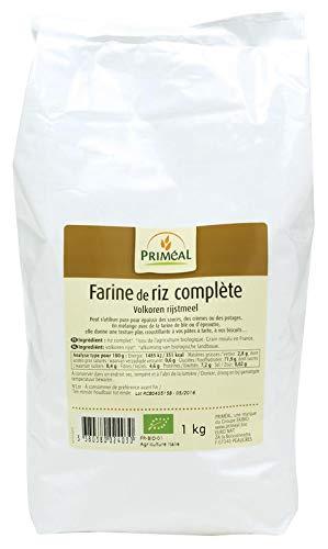 Priméal Farine de Riz Complet France 1 kg