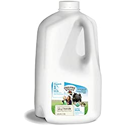 Organic Valley Ultra Pasteurized Low Fat 1% Organic Milk, Gallon, 128 fl oz