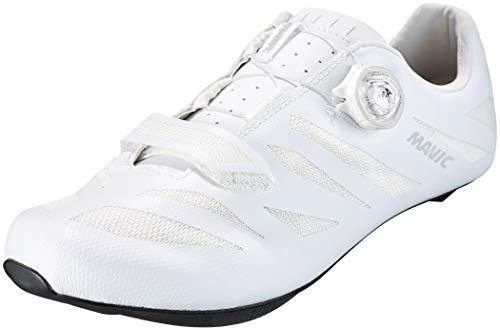 MAVIC Cosmic Elite SL Rennrad Fahrrad Schuhe weiß 2021: Größe: 46.5 (UK 11.5)