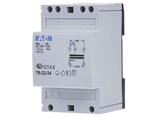 Eaton (Installation) Klingeltransformator TR-G2/24 230V 12-24V 2-1A Klingeltransformator 4015082724849