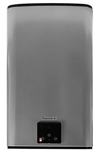 Thermor Groupe Atlantic Termo Electrico 80 litros | Calentador de Agua Vertical, Serie Onix Connect, Instantaneo - Aislamiento de alta densidad