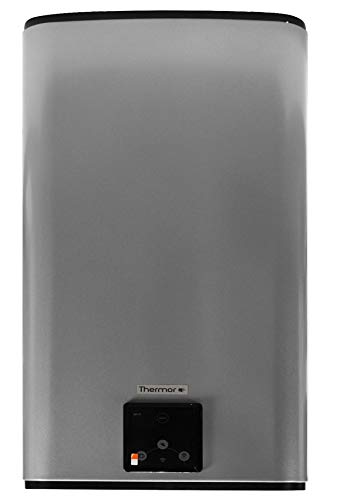 🌡️ Calentador de agua eléctrico cuadrado de 80 litros Thermor Onix Connect instantáneo