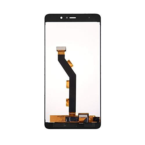 Pantallas LCD para teléfonos móviles 5.7'Pantalla LCD + Pantalla táctil Reemplazo de Montaje digitalizador/Ajuste para Xiaomi MI 5S Plus MI5S Plus (Color : Black No Frame)
