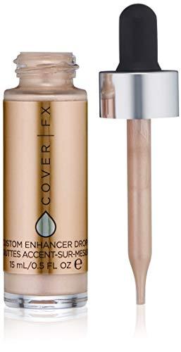 COVER FX Custom Enhancer Drops (Sunlight) by Cover FX