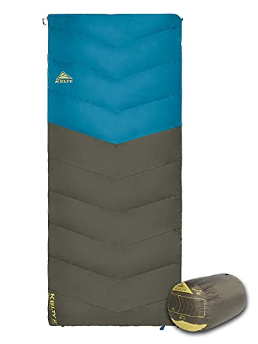 Kelty Galactic 30 Degree Down Sleeping Bag, Packed with...