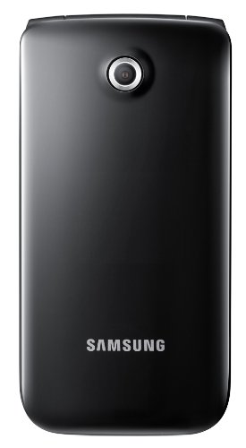 Samsung IVY E2530 - Teléfono móvil cuatribanda (EDGE, Bluetooth), color negro