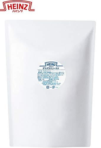 ハインツ デミグラスソースK2 3kg【牛由来原料、添加物不使用】
