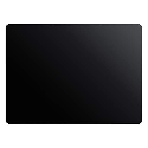 SOLUSTRE Tableau Noir Magnétique Effaçable à Sec pour Réfrigérateur Tableau de Menu pour Réfrigérateur de Cuisine Mini Tableau de Message Tableau 40 * 30 Cm