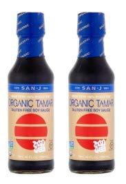 San-J Organic Gluten Free Soy Sauce Tamari