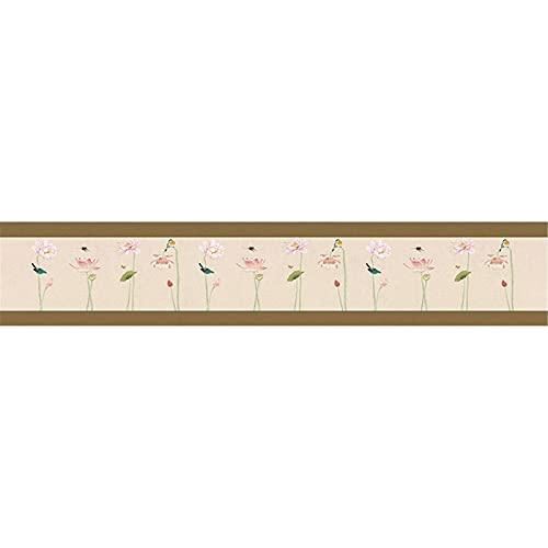 QMZ Camino de Mesa Chino clásico Zen Lotus téArteImpermeable algodón y Lino Mantel Mesa de Comedor Mesa de café Mueble de TV Mantel Largo de té32x230cm