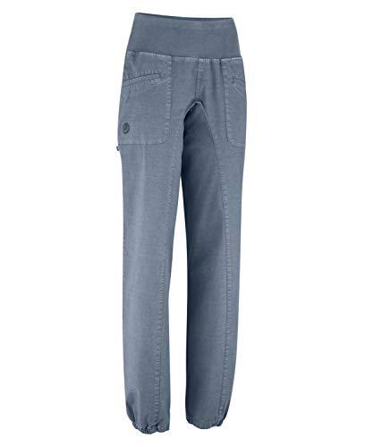 EDELRID Damen Sansara Pants, Stone Blue, XL
