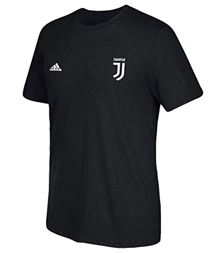 adidas Cristiano Ronaldo Juventus F.C. Men's Black Name and Number...