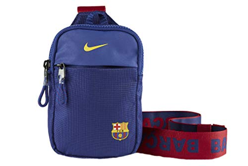 NIKE Fc Barcelona Stadium, Bandolera Hombre, Loyal Blue/Noble Red/Varsity Maize, Talla única