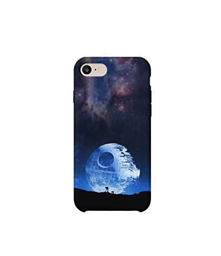 GlamourLab Star Wars Space Ship Cosmos Protective Hülle Cover Hard Plastic Handyhülle Schutz Hülle for iPhone 6 / iPhone 6s Gift Christmas
