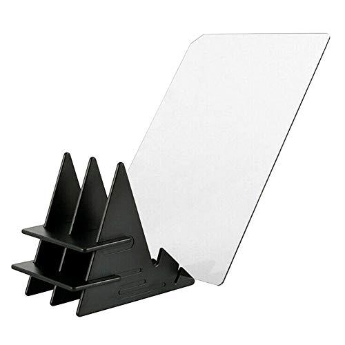 Birmingfive pizarrón de dibujo óptico portátil, herramienta para dibujar tablas de dibujo, tabla de…