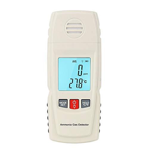 Equipo de Prueba electrónica CTJ GM8806 amoníaco Detector de Gas portátil Pantalla Digital concentración de amoníaco probador con Alarma