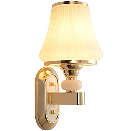 Iluminación de pared Lámpara de pared LED 12W Moderno Minimalista Metal Lámpara de pared Lámpara de pared de dormitorio Sala de estar Corredor Lámpara de pared de iluminación Aplique de pared al aire