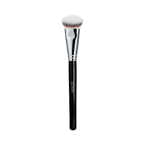 T4B LUSSONI 100 Series Pinceaux Maquillage Professionnel Kabuki (PRO 142 Pinceau de fondation angulaire)
