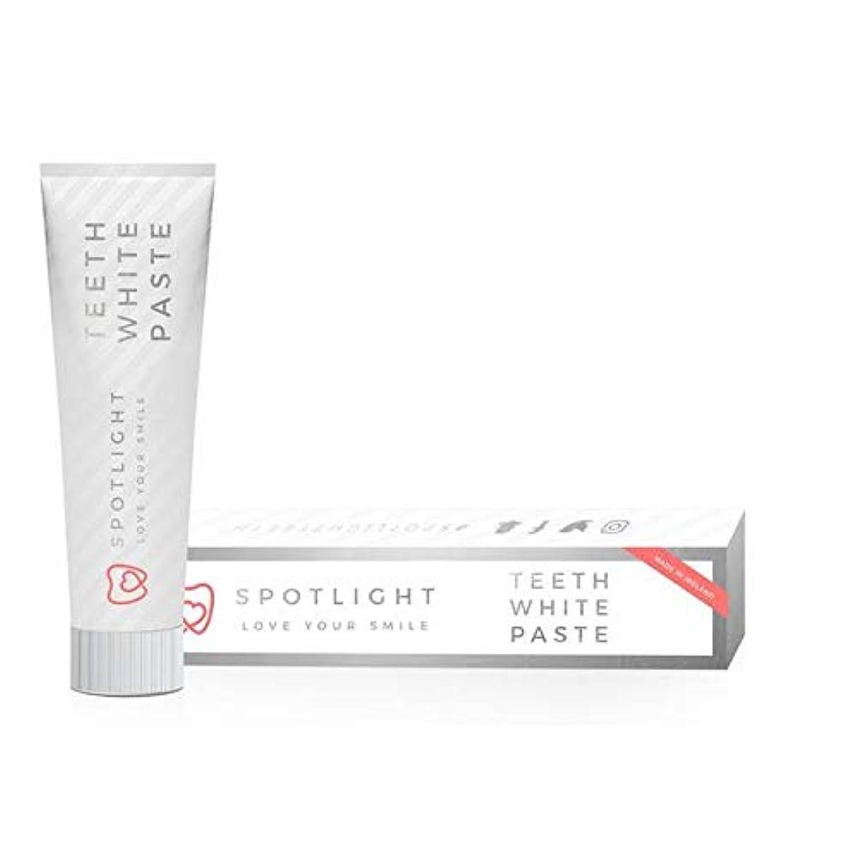 にじみ出るモディッシュコントロール[Spotlight Teeth Whitening ] スポットライト歯のホワイトニング白いペースト - Spotlight Whitening Teeth White Paste [並行輸入品]