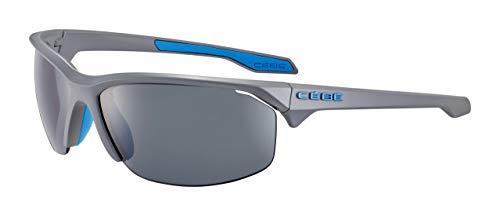 Cébé Wild 2.0 Gafas de Sol, Adultos Unisex, Matt Graphite Blue, Medium