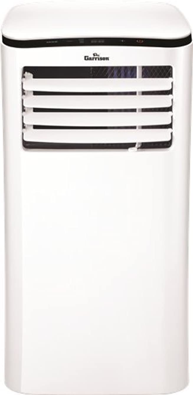 GARRISON 2477821 R-410A Portable Cool-Only Air Conditioner, 10000 BTU, White