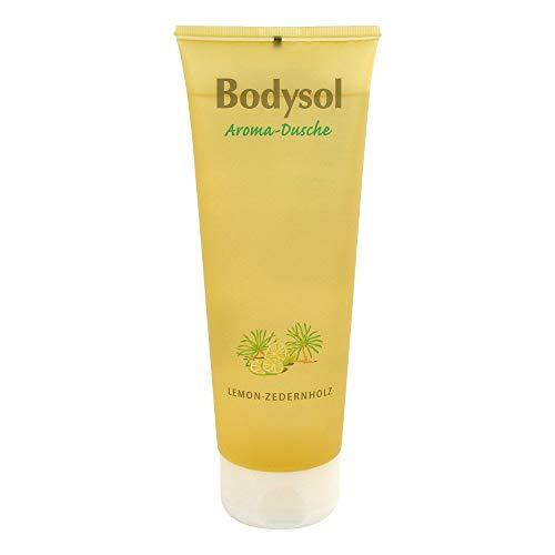Bodysol Aroma Dusche Lemone-Zedernholz, 1er Pack (1x 250ml)