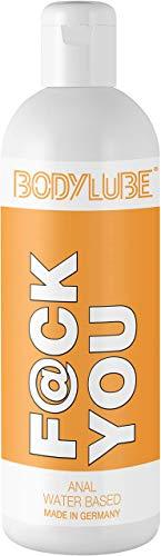 BODYLUBE® F@CK YOU | Gleitgel auf Wasserbasis für den Analbereich | Premiumqualität (1000 ml)