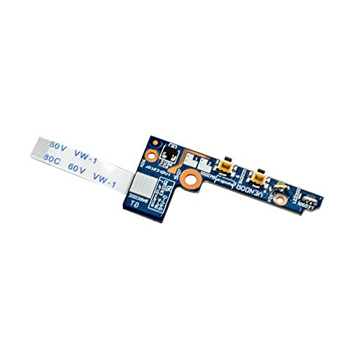 Gintai Interruptor de alimentación de repuesto para Lenovo Yoga 2 11 20332 SERIES NS-A201 NBX00019Q00