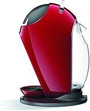 ماكينة تحضير القهوة بكوب واحد من ديلونجي، لون احمر، EDG 250.R