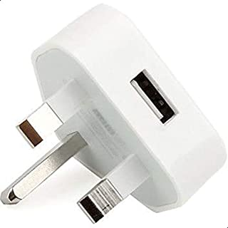 3Pin Plug Wall Socket Charger Power Adapter For iPhone 6/6Plus/5/5S/4S