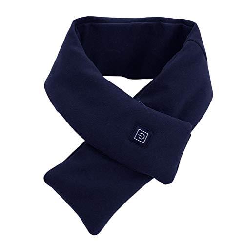 Terapia de Calor calienta Cuello de la Bufanda del cojín de calefacción...