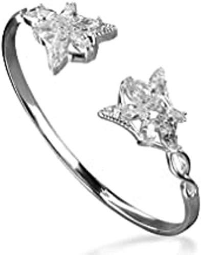 Lotr Lord Of The Ring Armband Arwen Even Star Kristall Armband Cosplay Film inspiriert Schmuck ein perfektes Geschenk für Herr der Ringe Fans Schmuck Mädchen Damen