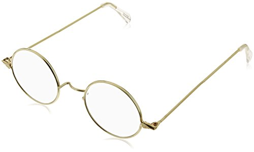Forum Novelties Round Wire Rim Glasses Costume Accessory