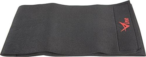 Fitness taille riem elastisch instelbaar met klittenbandsluiting verstelbare steunriem gewichthefgordel