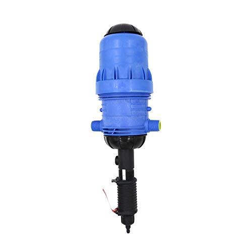 0.4% -4% Fertilizante Inyector Dispensador Máquina dosificadora, Proporción de dosificación de flujo de agua Dispositivo de bomba química Mezclador de riego por goteo para cría de animales / Industr
