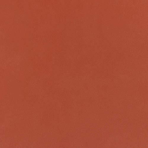 Tech-L Lámina de silicona para prensa de calor de 38 x 38cm y 80mm de grosor, lámina de repuesto antiadherente, color rojo