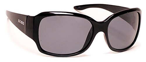 Coyote Eyewear FP-88 Floating Polarized Sunglasses, Black/Gray