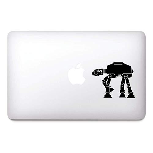 Star wars robot Macbook sticker - winter is coming - house of Stark / black vinyl / laptop artwork / Laptop design / Apple decal by decorsfuk.co
