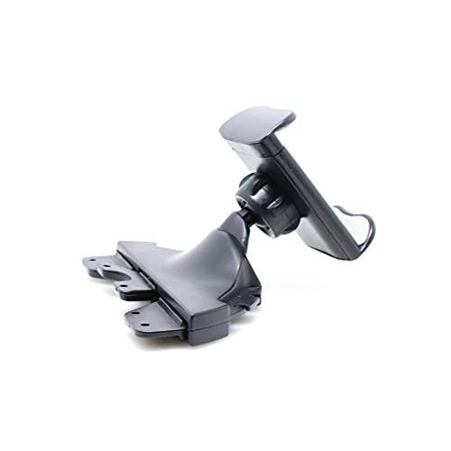 Soporte para Ranura de CD de Coche, MoreChioce 360 ° Soporte para Teléfono para Reproductor de CD Soporte Ajustable para Teléfono de Automóvil Soporte para Teléfono Inteligente de 66-95 mm de Ancho